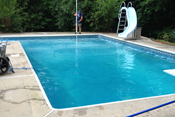 Pool cleaning service sumter, sc