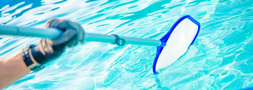professional pool cleaning company in sumter, sc